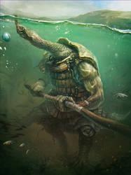 ninja turtle) by Sergey1987