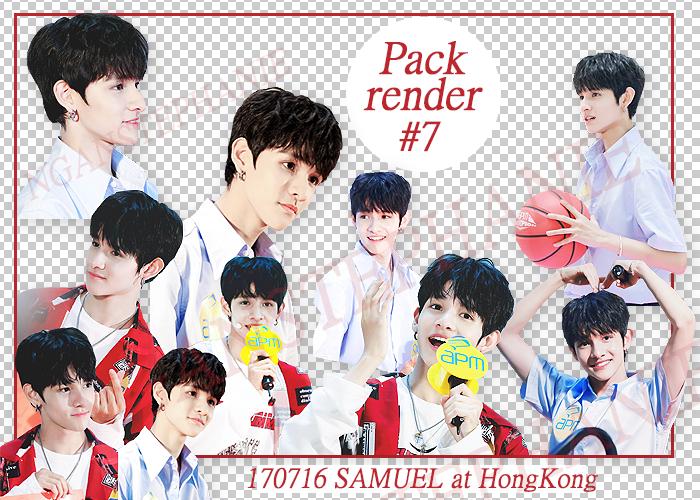 [10+ PNGs] PACK RENDER 07 - KIM SAMUEL @ HongKong by nganstephanie