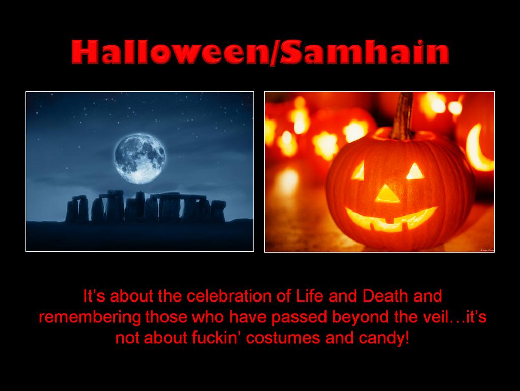 the true meaning of halloweeniamtheunison on deviantart