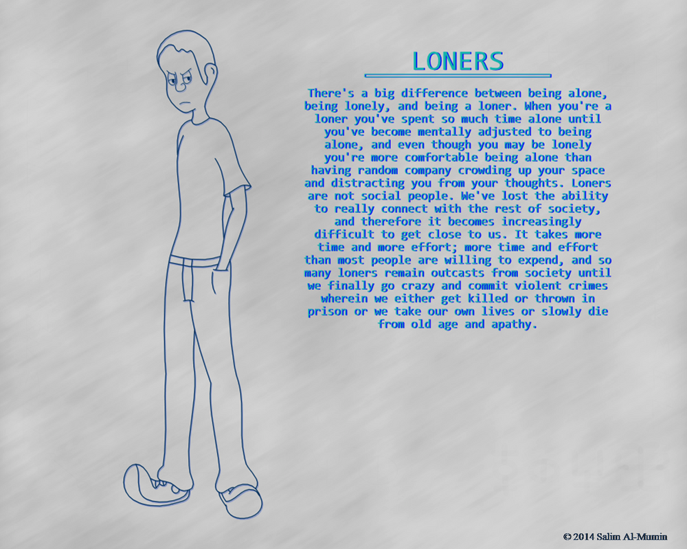 Loners by IAmTheUnison