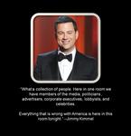 Jimmy Kimmel Hits The Nail On The Head