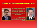 Repeal The Goddamn Espionage Act!! by IAmTheUnison