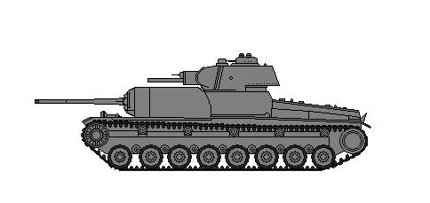 Kreig Minotaur medium tank by CrystalNexus