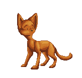 Pixel cat by brandy212