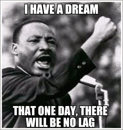 Martin luther king dream speech text