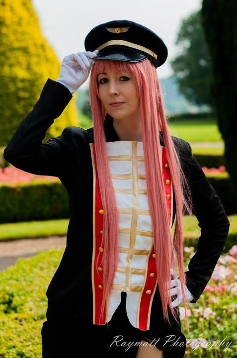 Luka Megurine Military Fanart Cosplay by kunoichi-me