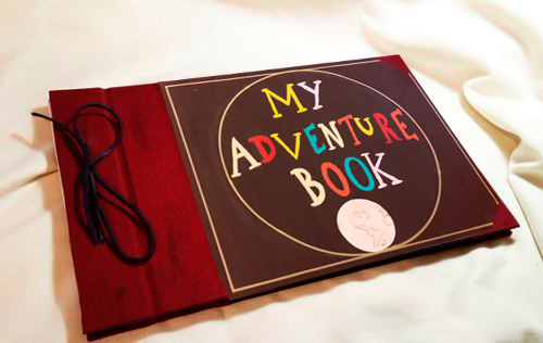 Nuestro libro de aventuras by canela123