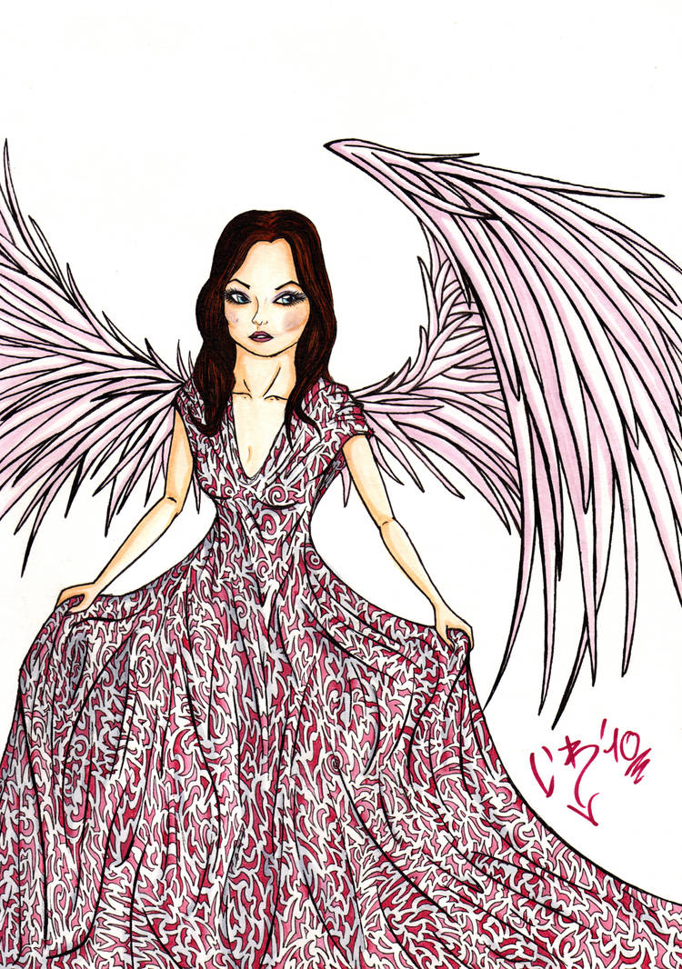 OW: Pink Angel
