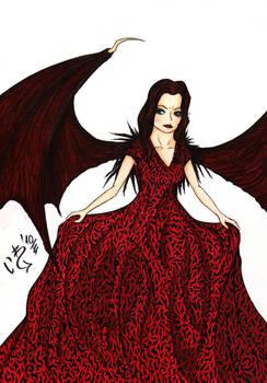 OW: Crimson Devil
