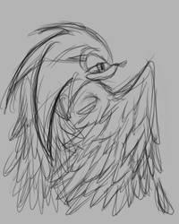 Angelic Sonic by EzLatias