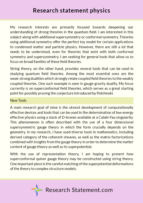 physics research statement sample by researchstatement74 on DeviantArt
