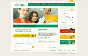 Ruch S.A. by iloveflyer