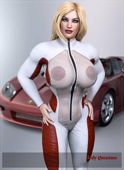 Cars and Girls Calendar - 2017 extra1... (IRay)