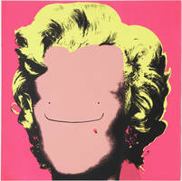 Ditto as Andy Warhols Marilyn Monroe  by utils