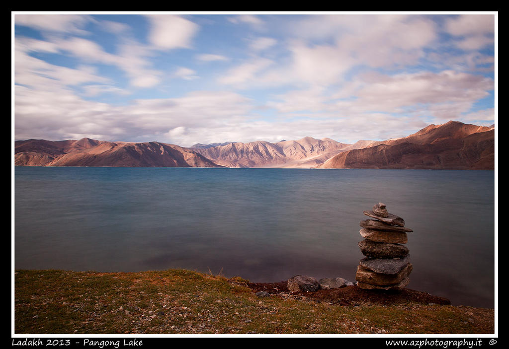 Pangong Lake - Ladakh by zaffonato