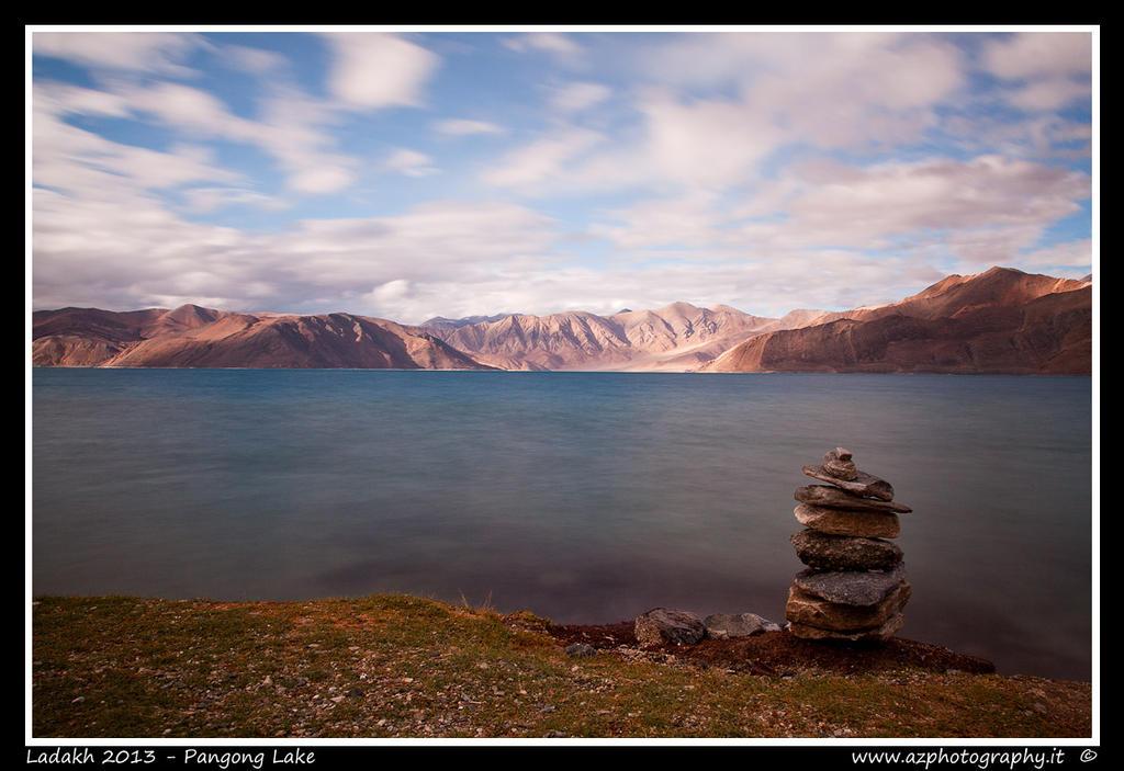 Pangong Lake - Ladakh by zaffonato