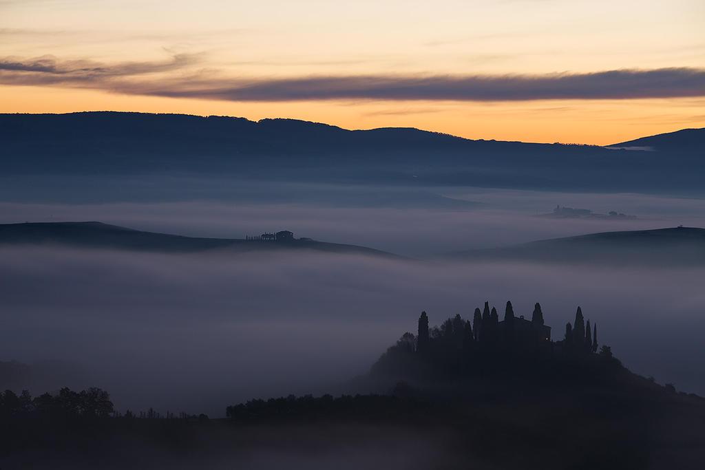 Toscana sunrise 1 by zaffonato