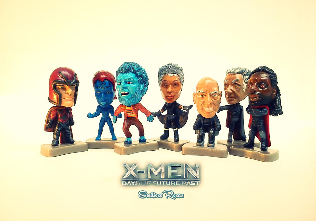 X Men Days Of Future Past Wallpaper By Emilioso On Deviantart