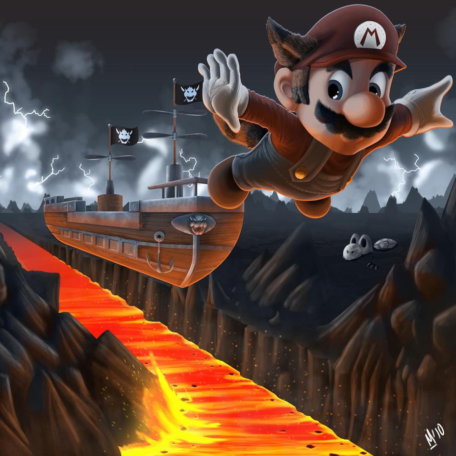 Super Mario Bros. 3 - WIP by M-Thirteen