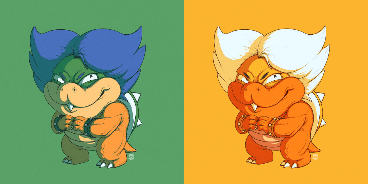 Ludwig von Koopa by M-Thirteen