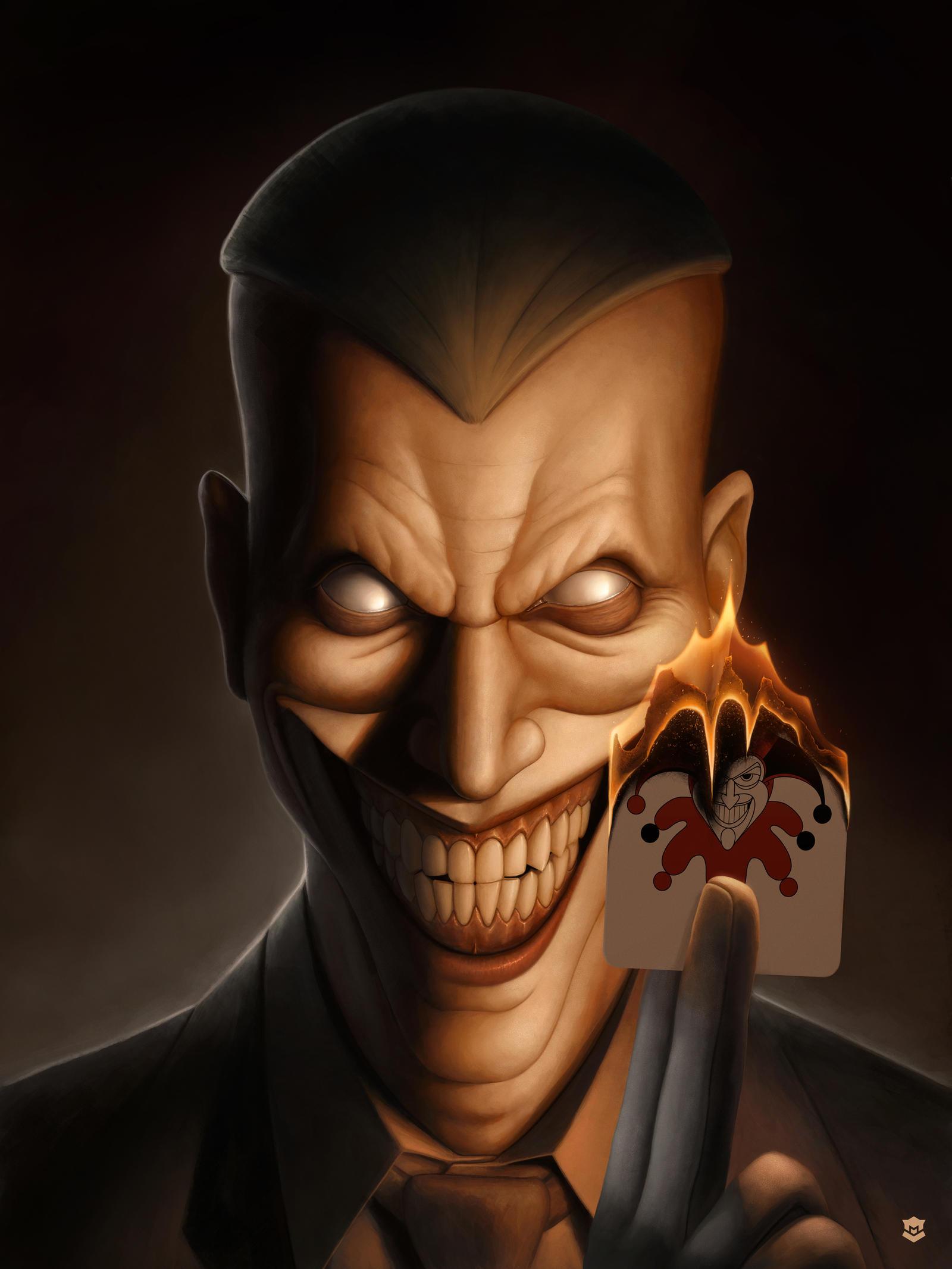 Joker: Endgame by M-Thirteen on DeviantArt
