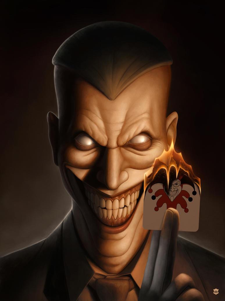 Joker: Endgame by M-Thirteen