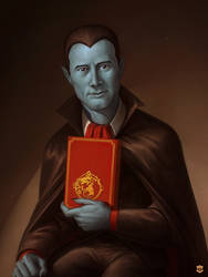 Dracula from Steve Lichman by M-Thirteen