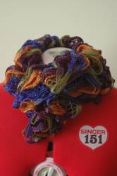 Liliane's scarf