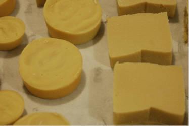 Lemongrass soap