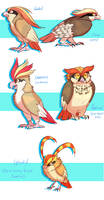 Pidgeots