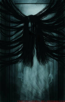 The grudge girl