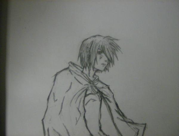 Kiyoshi by shoujoartist