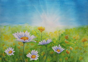 Sunny by rougealizarine