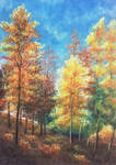 Sunny autumn day by rougealizarine