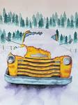 Snowy Chevrolet