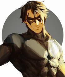 Nightwing57 by LKiKAi