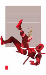 Deadpool   by LKiKAi