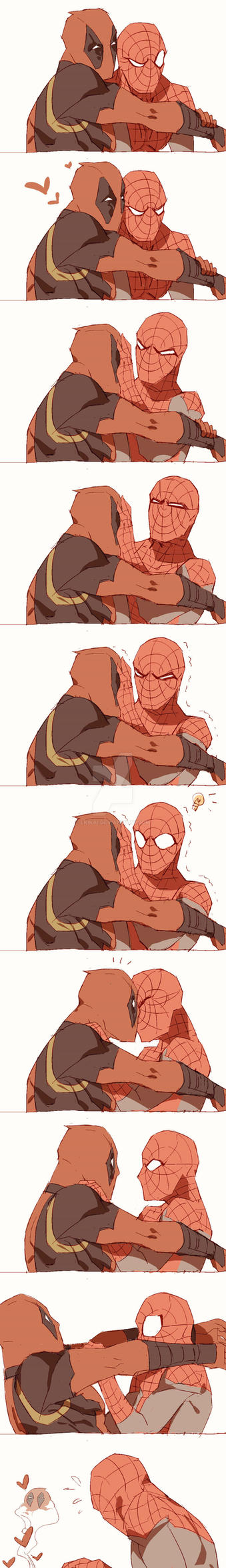 spideypool213 by LKiKAi