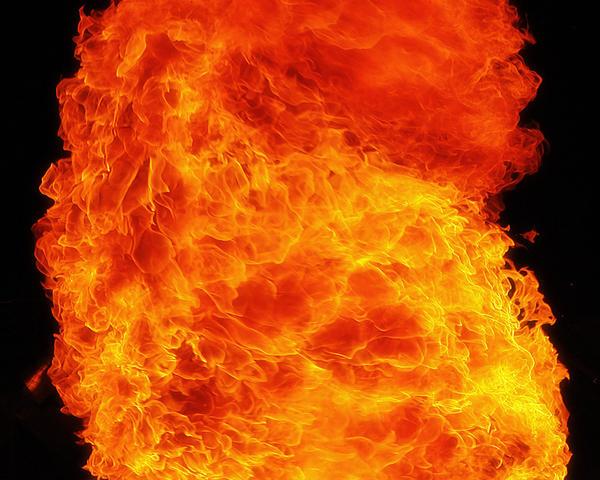 Fireball by welshdragon