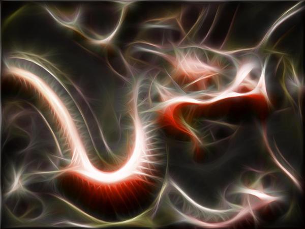 Dragon 3 by welshdragon