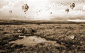 Dartmoor Skies 3