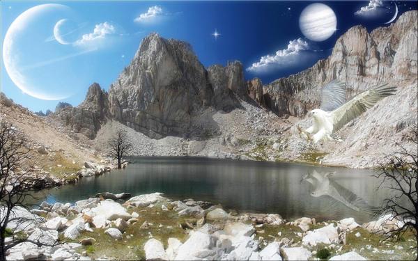 Secret Worlds by welshdragon