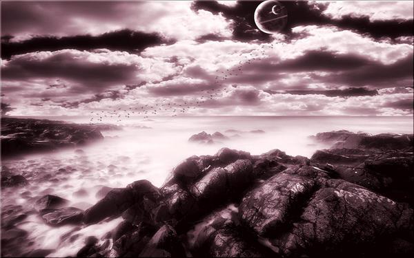Dark Horizon 4 by welshdragon