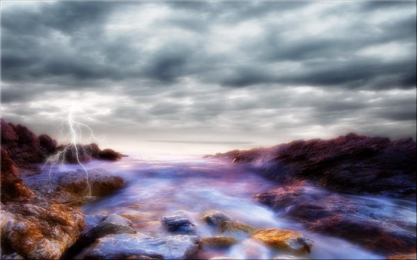Ocean Dreams by welshdragon