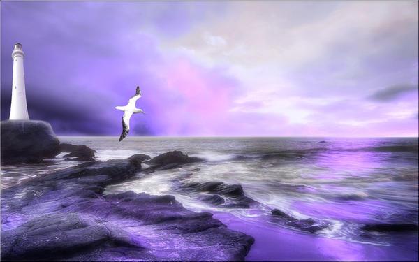 Ocean Splendour 2 by welshdragon