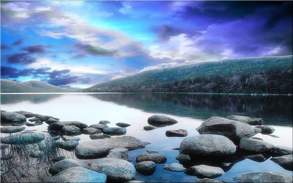 Return To The Loch 2 by welshdragon