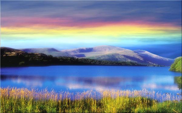 Wales by welshdragon