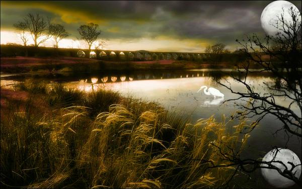 Sundown Overture 5 by welshdragon