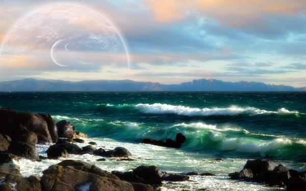 Rising Tide by welshdragon