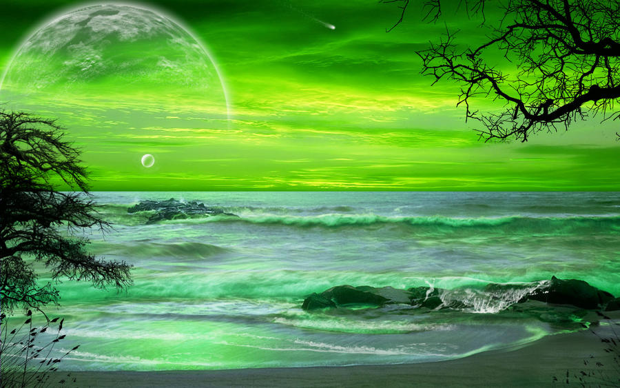 The Ocean 6 by welshdragon